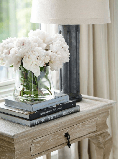 Having Fresh Flowers In Your Home Brightens Your Day!
