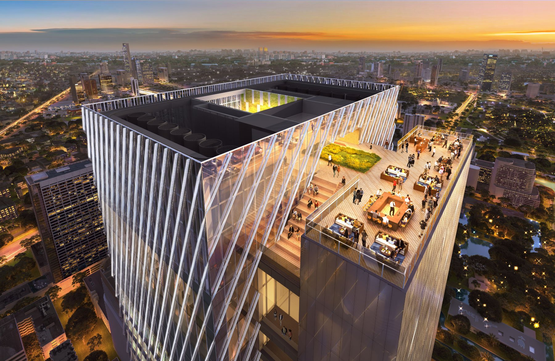 One City Centre (OCC)